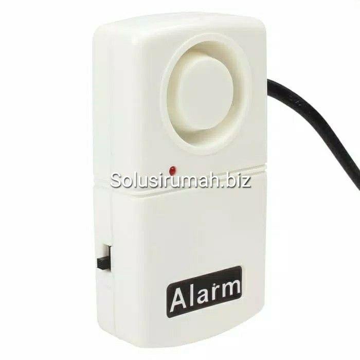 PO Sensor alarm Mati listrik padam pln Mati lampu