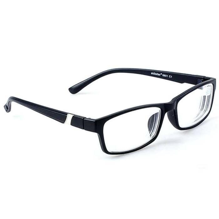 Kacamata Rabun Jauh Lensa Minus - Hitam - 1.5