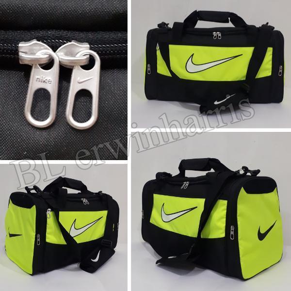 2abd6fcee572 ... Travel Bag Nike Gym Sport Bag Nike Tas Olahraga Basket Futsal Fitness  Gym Renang Senam Tas