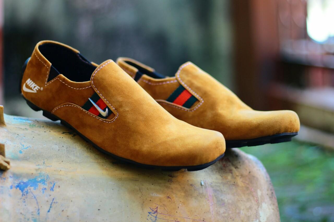 Sepatu Kasual - Sepatu Pria - Sepatu Santai Slop Casual Pria Wanita Sepatu  slipon 4 colour 4260585632