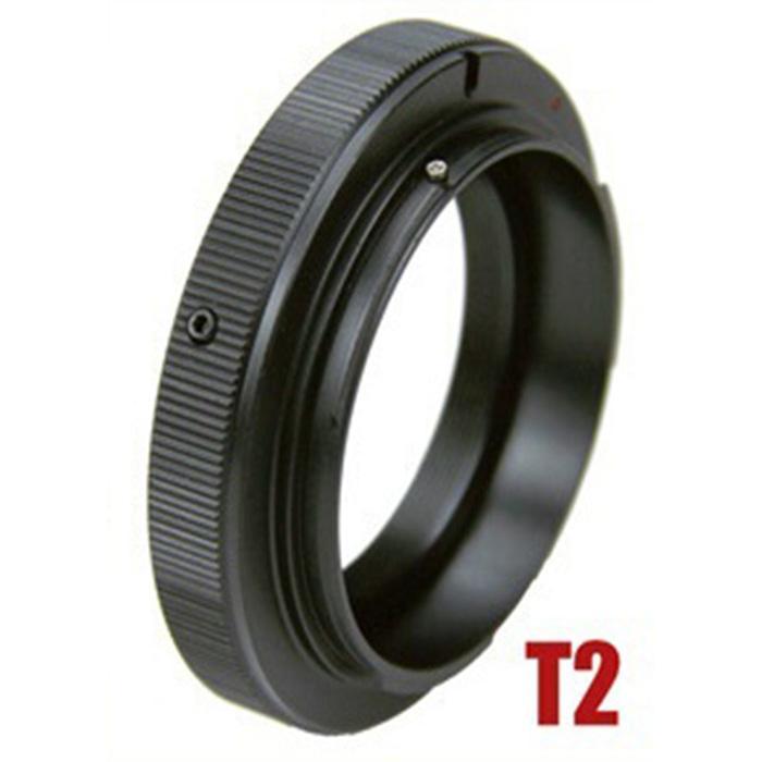 T2 T-Mount Ring Lens Adapter For Canon EOS 5D 7D 50D 60D 550D 500D