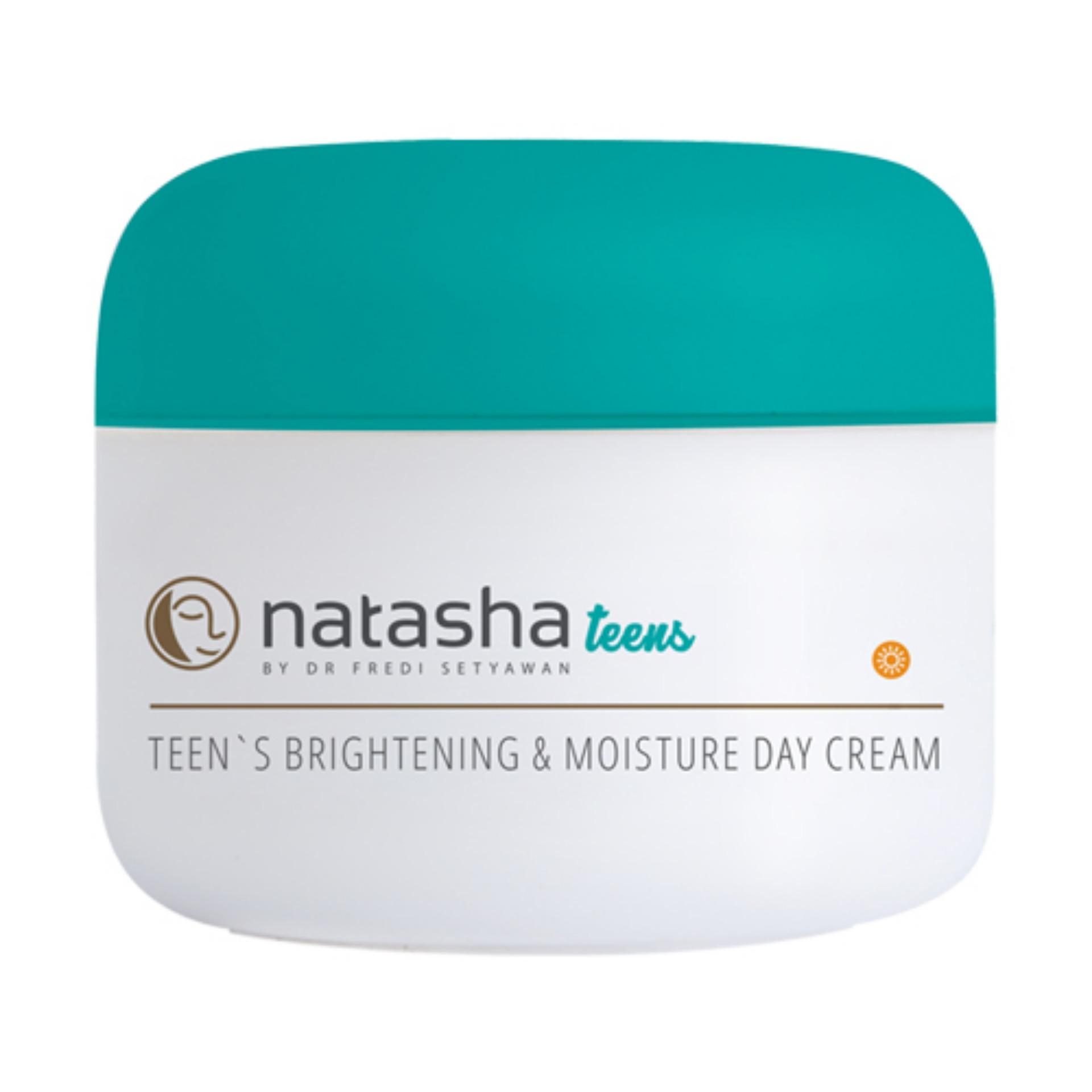 Natasha by dr Fredi Setyawan Teen's Brightening Day Cream