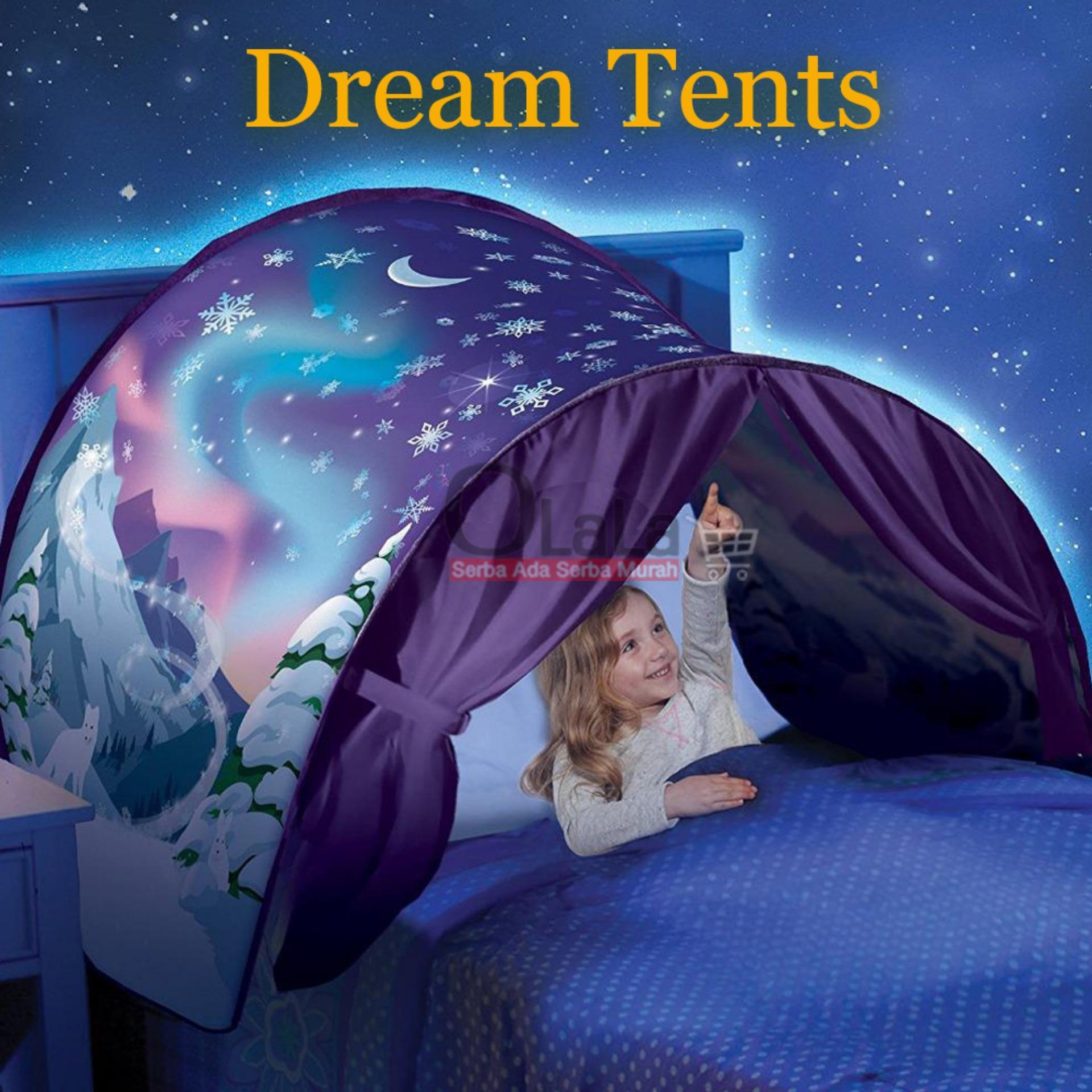 Tenda Anak Dream Tents / tenda tempat tidur anak LX-907