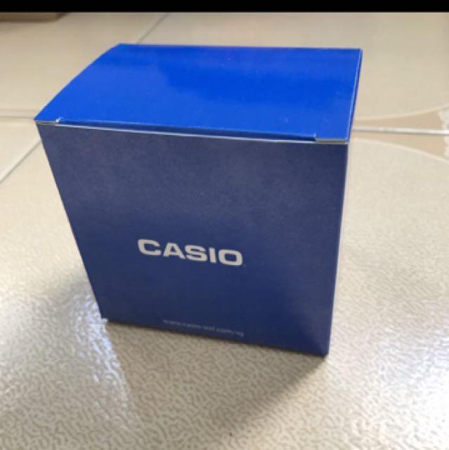 Casio Analog LTP-V001L-1B - Jam Tangan Wanita - HItam - Leather Band ...