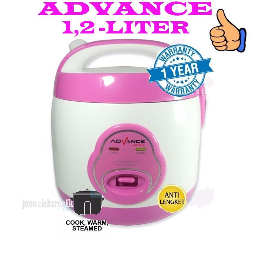 Advance Digital Rice Cooker 2in1 G-15X Penanak Nasi Automatic Serbaguna garansi resmi