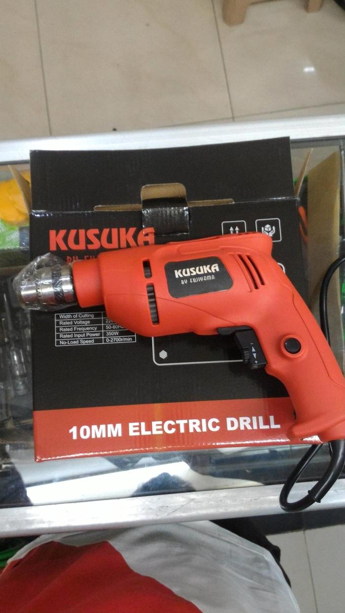 Buy Sell Cheapest Bor 10mm Drill Best Quality Product Deals New Listrik Nrt Pro Mesin Kr 60 Kusuka By Fujiyama Electric 10 Mm
