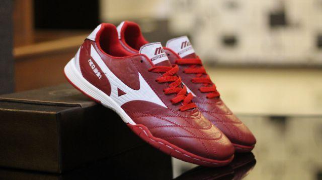 Sepatu Futsal Mizuno Original Vietnam Sepatu Olahraga Pria