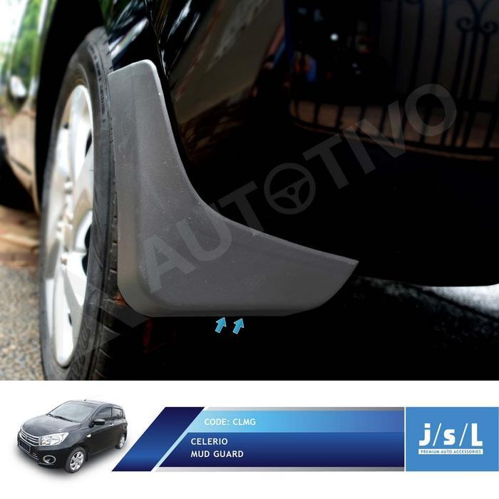 Suzuki Celerio Karpet Lumpur Mud Guard Karpet Penahan Lumpur JSL