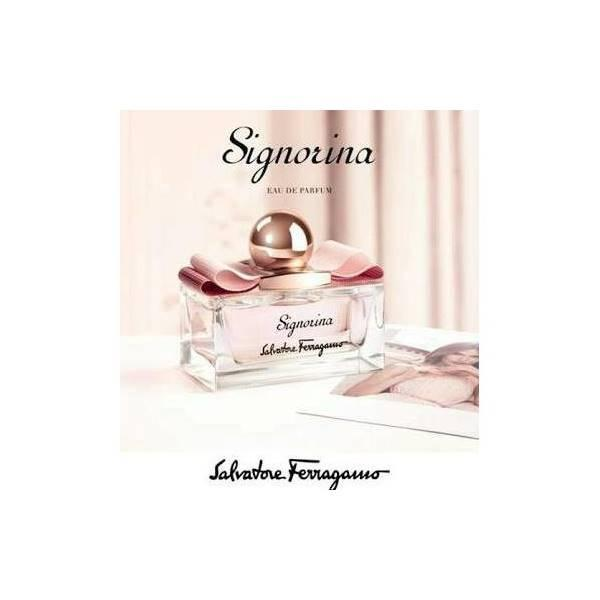 Parfum Ori Eropa Nonbox Signorina Salvatore Ferragamo EDP 100Ml Promo