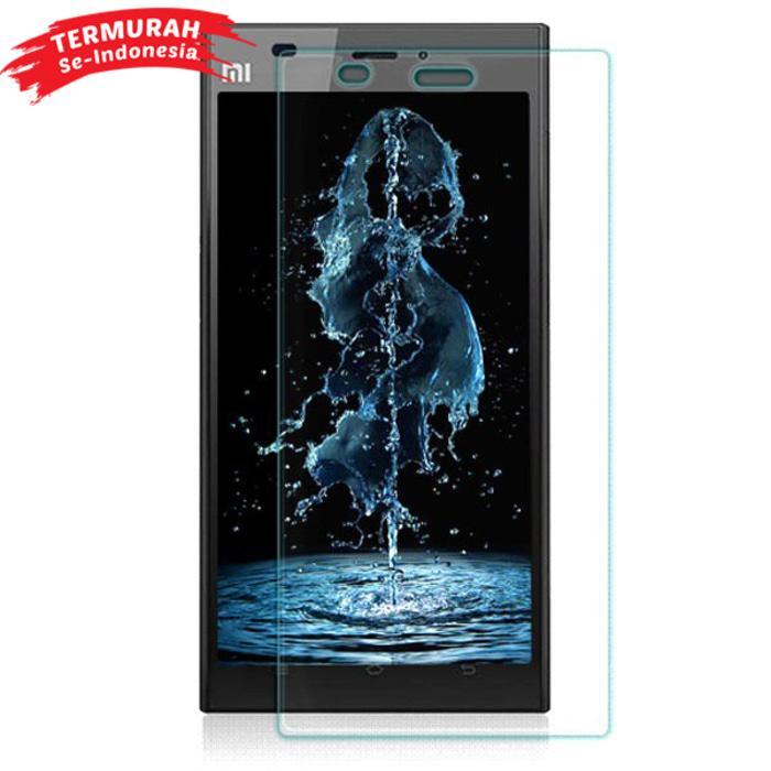 Tempered Glass Xiaomi Mi3 0.26Mm Curved Edge Taff Japan 9H