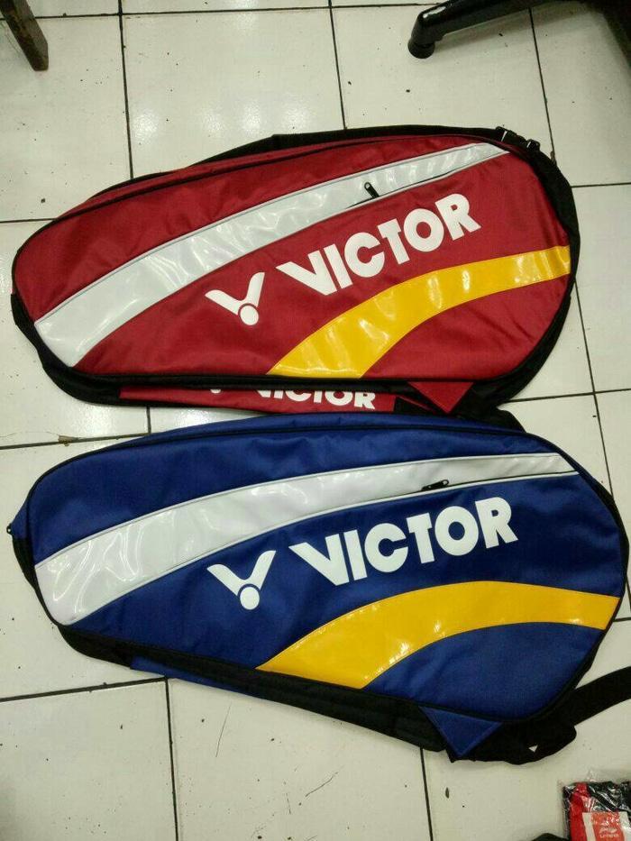 Tas bulutangkis 3 sleting victor/tas badminton murah - S8IyXA
