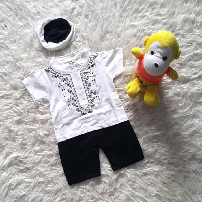 OZK baju bayi muslim best seller - baju piama anak bayi original - baju muslim jumper anak terlaris - baju jumper koko bayi terbaik dan termurah