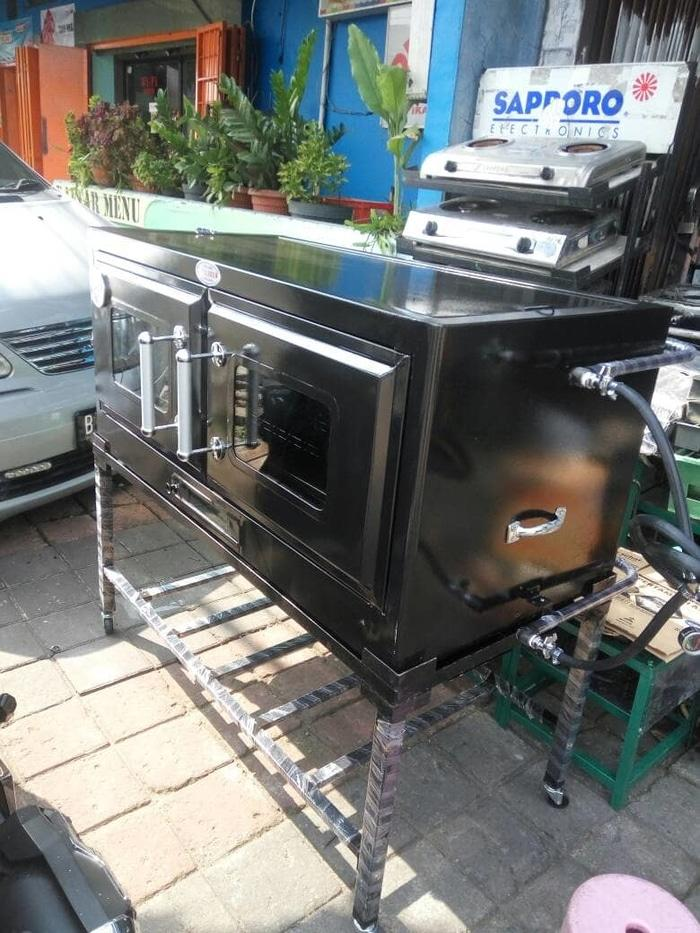 oven gas Bima jaya 12060 via expedisi