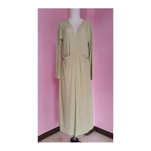 LC001JCP/LC 001 JCP IRENE HIJAB MAXI GAMIS DRESS FASHION MUSLIMAH