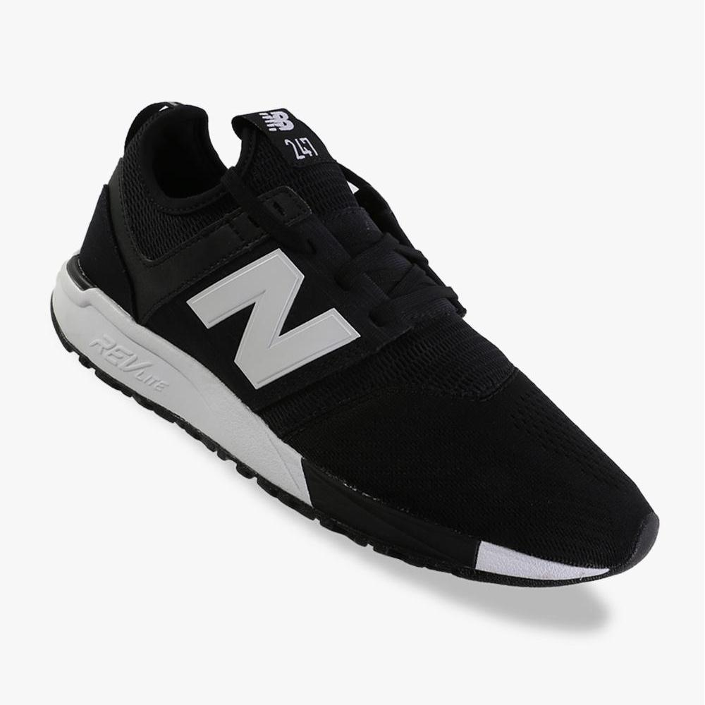 harga New Balance 247 Classic Men's Lifestyle Shoes - Black Lazada.co.id