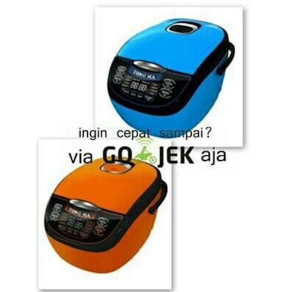Yong Ma Digital Magic Com Ymc 116C- 2 Liter / Rice Cooker Yongma New - Vow5tp