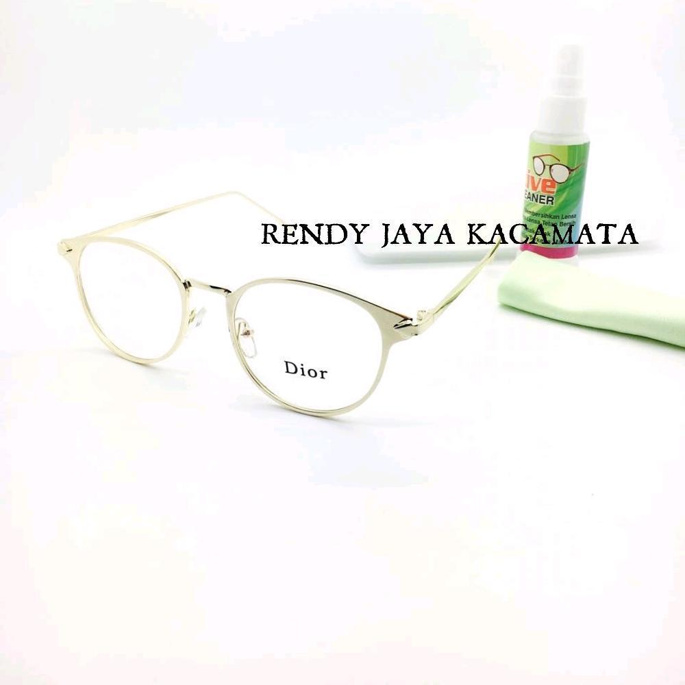 Frame Kacamata Trendy Kaca mata Elegant Kacamata Terbaru DR 9840 Kaca mata Anti Radiasi Kacamata Minus Kaca mata Wanita Kacamata Branded JAYA_KACAMATA 3hapsary