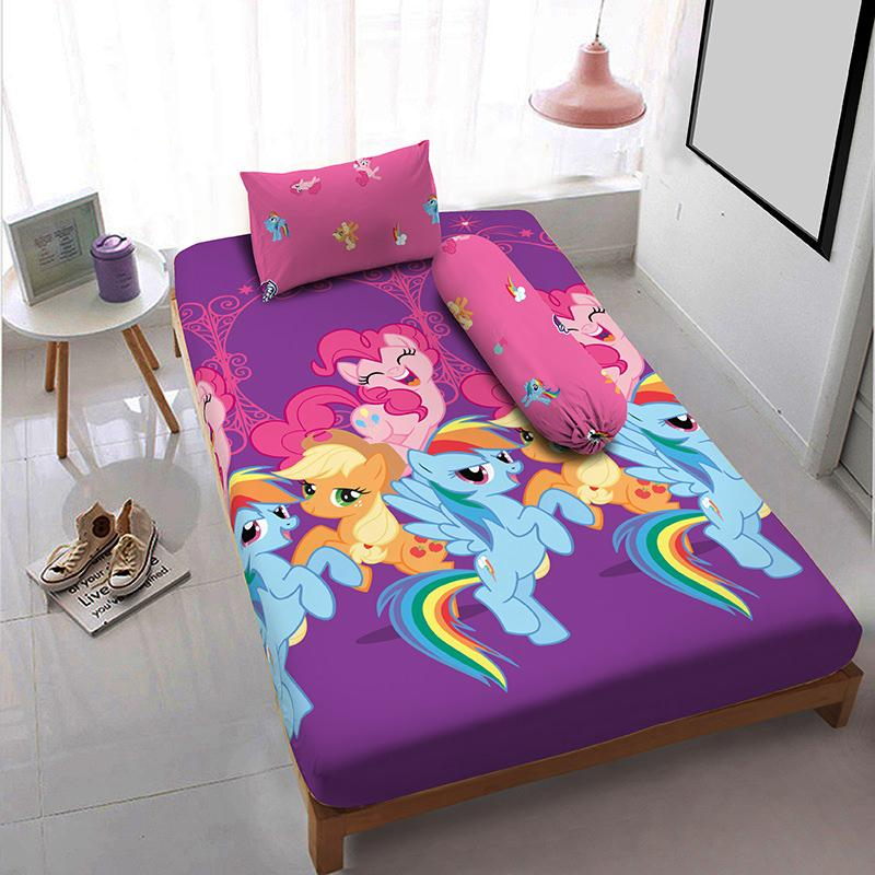 Kintakun D'luxe Sprei - 120 x 200 (Single) - Classic Little Pony