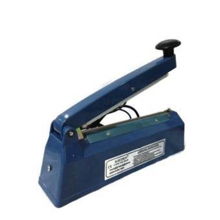 Home Lux Impulse Sealer PFS 200 Mesin Alat Press Plastik 20 Cm
