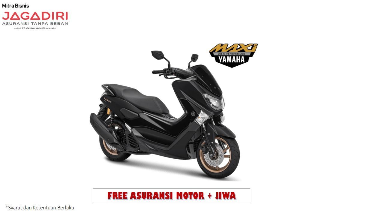 List Harga Yamaha New Nmax 155 Non Abs Sepeda Motor Otr Jadetabek Xabre Jakarta Ampamp Tangerang N Max Matte Black 2018