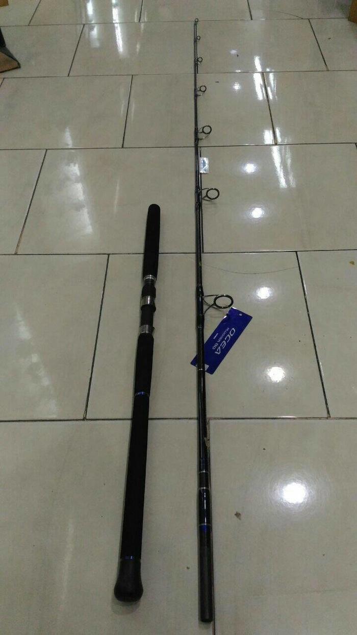 Joran Popping Shimano Occea Plugger BG S86 ML PE 8 - WHIMMF