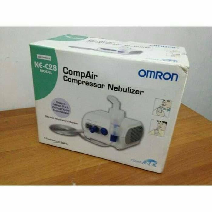 Nebulizer Omron NE-C28 / Alat Uap