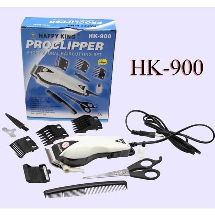Proclipper Happy King HK-900 / Alat Cukur Rambut / Mesin Cukur