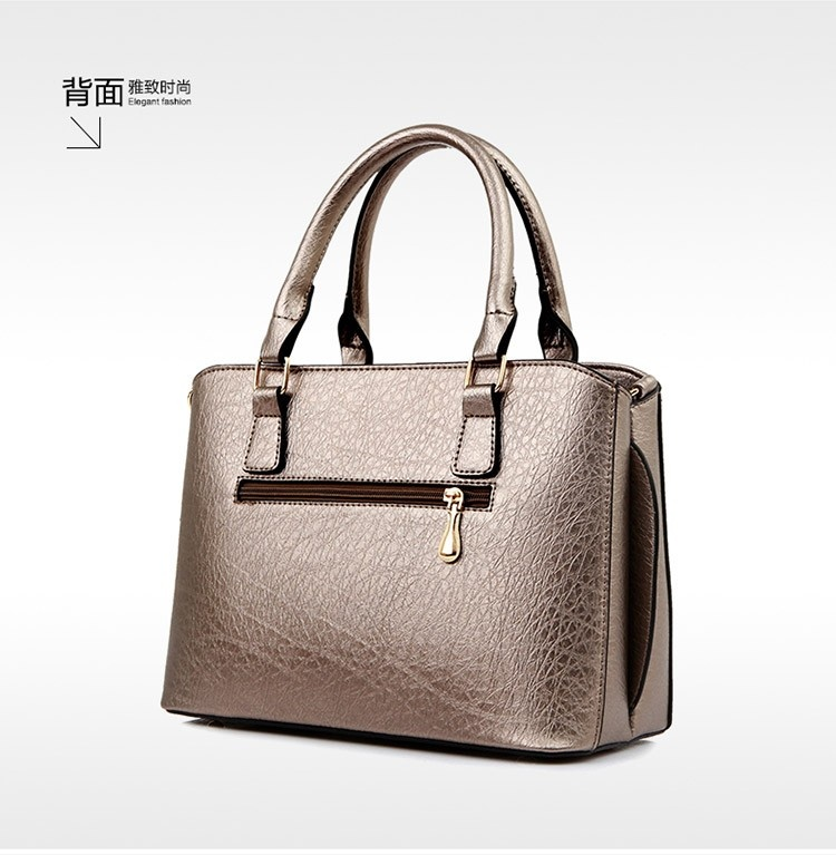 Vicria Tas Branded Wanita - High Quality PU Leather Korean Elegant Bag Style - Maroon.