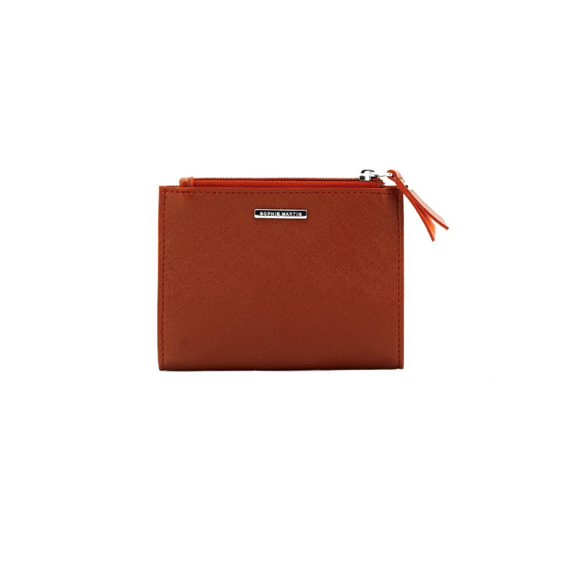 Sophie Paris Dompet Branded Wanita Terbaru Veera Wallet W1504M2 - Maroon