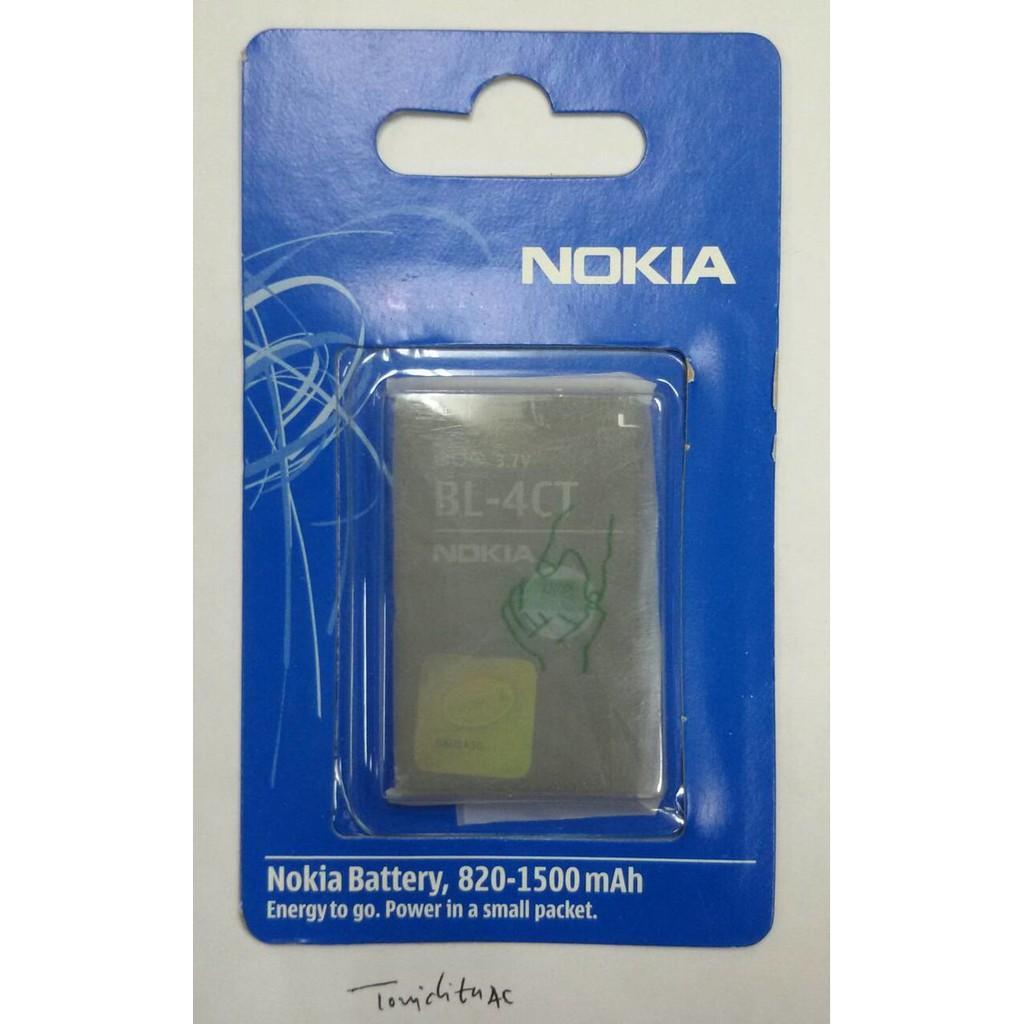 Terbaru!! Ton - Batre / Batrai / Battery / Baterai Nokia Bl-4Ct -1801 1