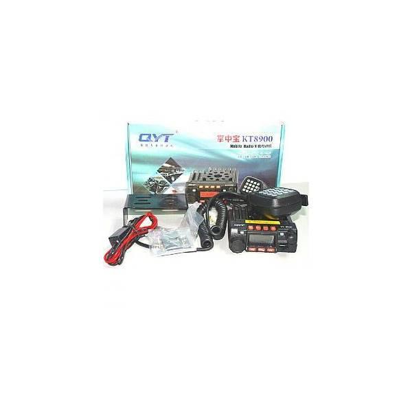 RADIO RIG MOBILE DUAL BAND QYT KT 8900 HT Mobil Termurah