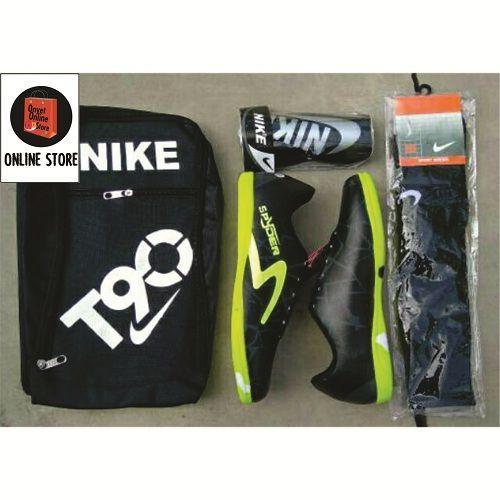 Sepatu Futsal Keren PINK / MERAH MUDA Paket Lengkap / Sepatu Futsal Murah / Sepatu Futsal Kuat Berkualitas