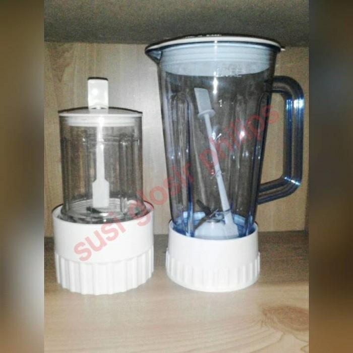 Gelas Blender Dan Choper Blender Miyako Ori - Jm9y7w