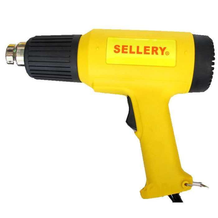 Hot Gun / Heat Gun / Pistol Pemanas Listrik merk Sellery HG-500