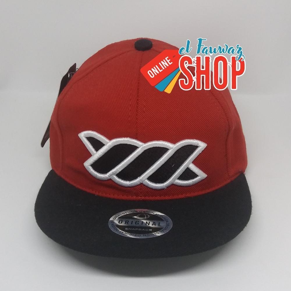 Detail Gambar Topi Anak Snapback Gaya Keren Merah - ( Laki-laki   Perempuan    0c861f9f61