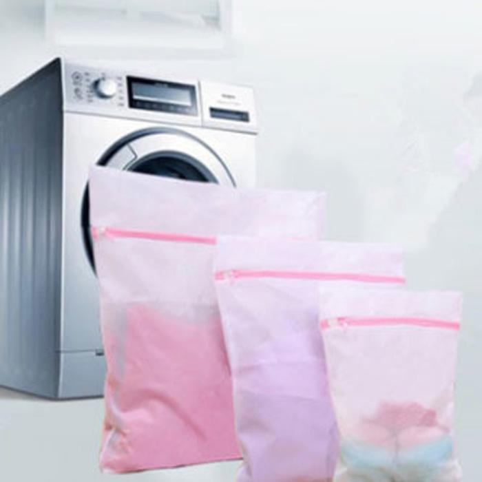 Tas Laundry Mesin Cuci 3Pcs
