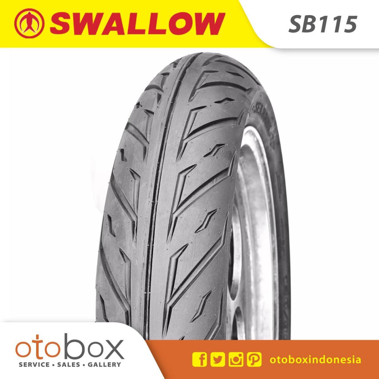 Ban Motor Swallow Tubetype 70/90-14 SB-115 TT