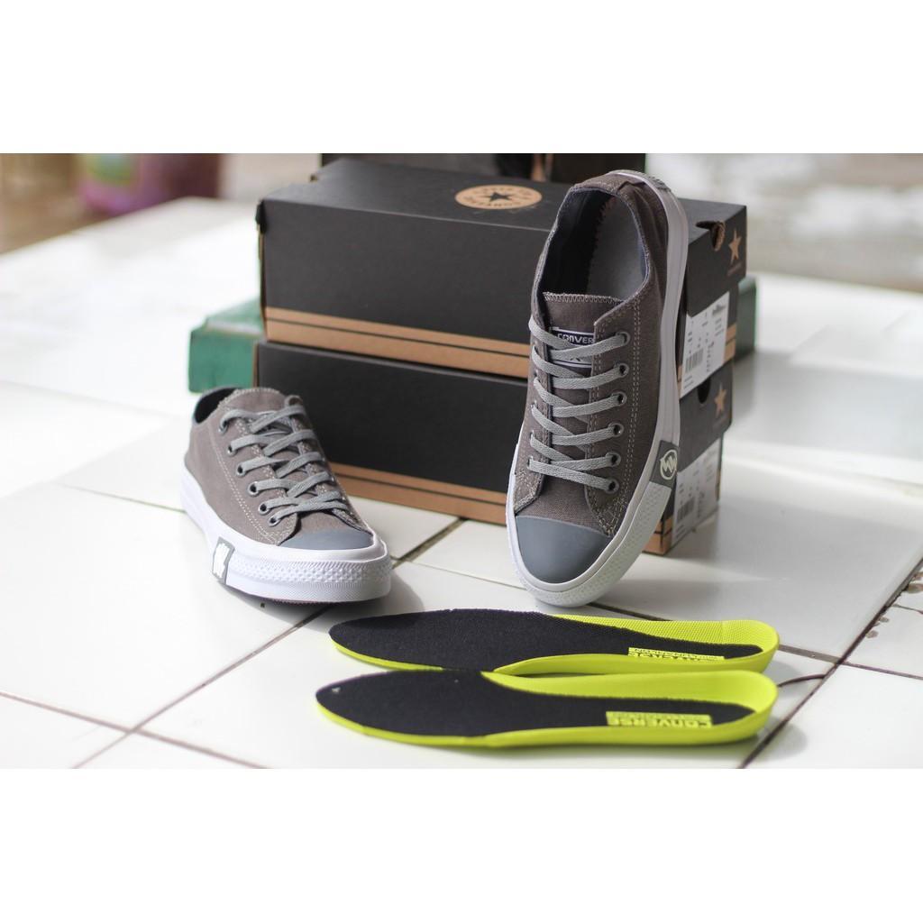 Sepatu Converse Allstar chuck taylor dragon abu G.O/Sepatu Sneakers/Sepatu Pria/Sepatu Wanita/Sepatu Kets