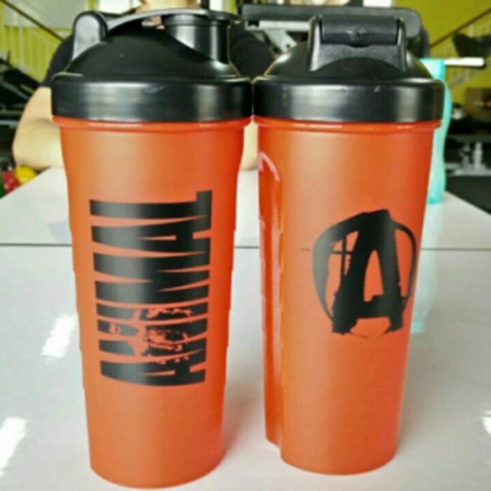 animal shaker whey botol minum smartshake smartshaker smart shake - ADnism