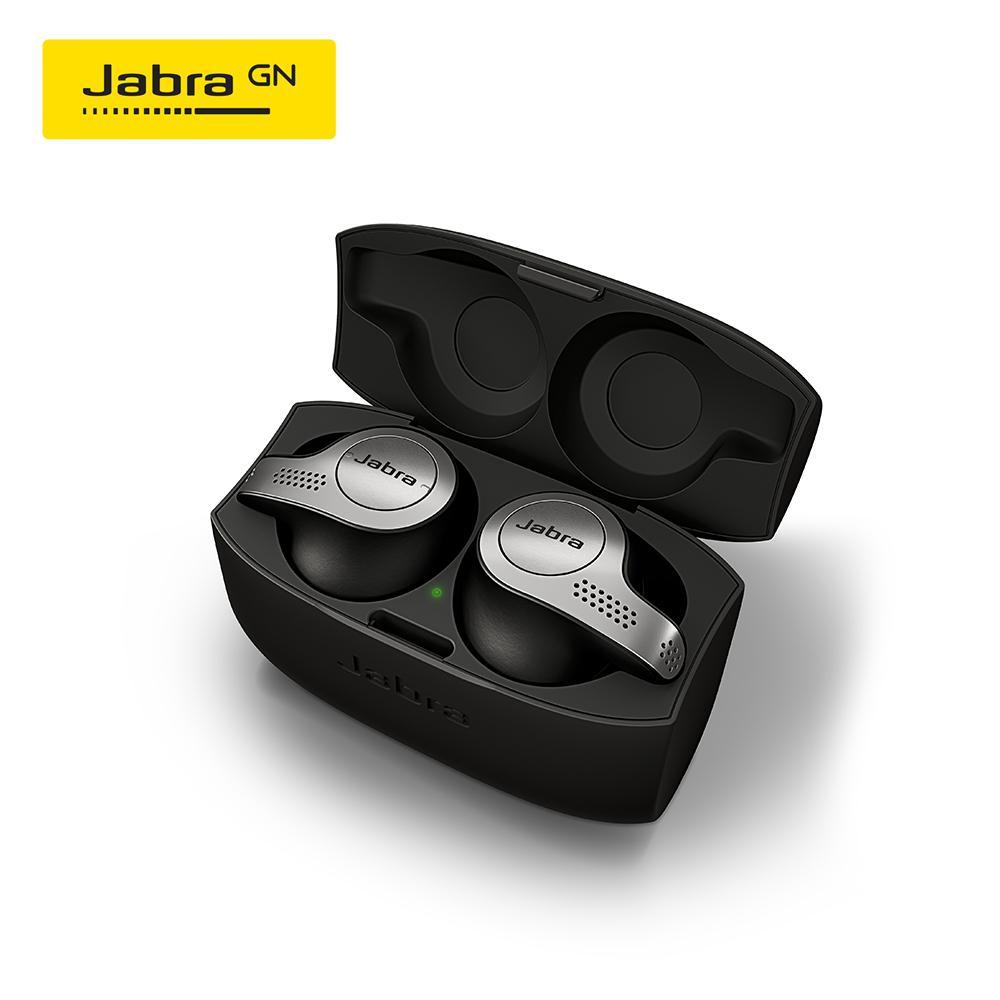 Fitur Jabra Elite 65t True Wireless Titanium Black Dan Harga Terbaru Rox Bluetooth Earphone Putih Limited 3