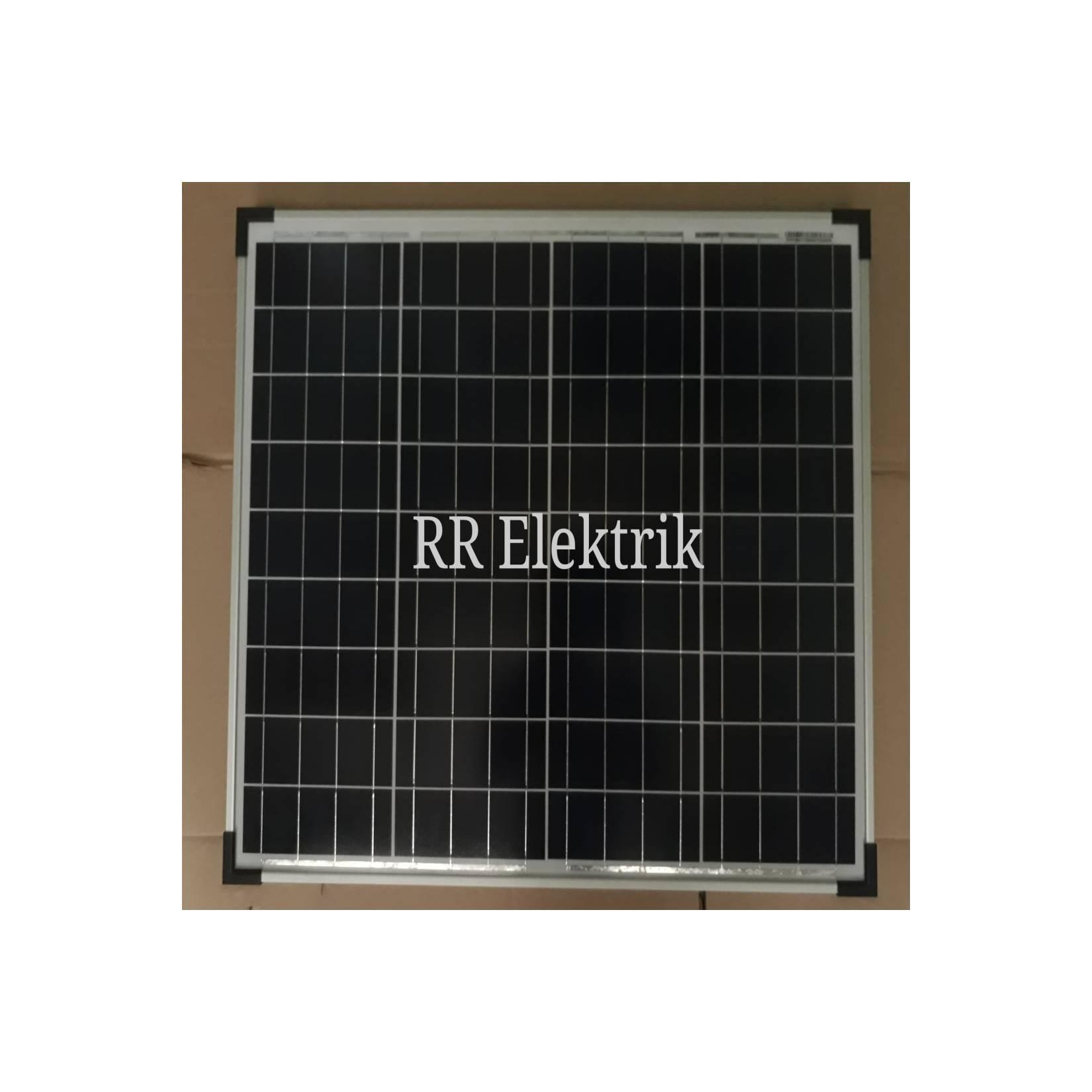 HARGA PROMO Solar Panel / Solar Cell / Panel Surya Sunlite 50wp 12v