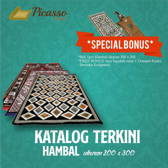 Koleksi Terkini Karpet Rumah Hambal Turki Ukuran 200x300 - HTSzrv