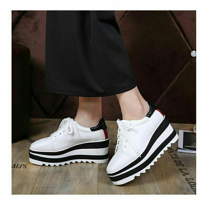 Jual Sepatu Wedges / Sandal Wedges Wanita Fashion Kode Dhala-CAF253