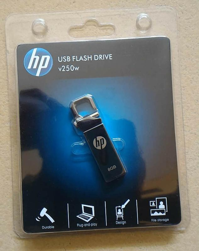 Best Seller Flashdisk USB Flash Drive HP V250w 8Gb