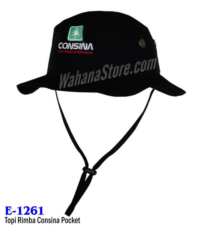 BEST SELLER!!! Topi Rimba Consina Pocket - ILldZg