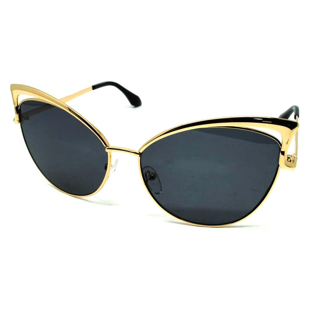 Vienna Linz Kacamata Cat Eye Wanita Polarized Katty Ladies Mirror Sunglasses Women Fashion Accessor