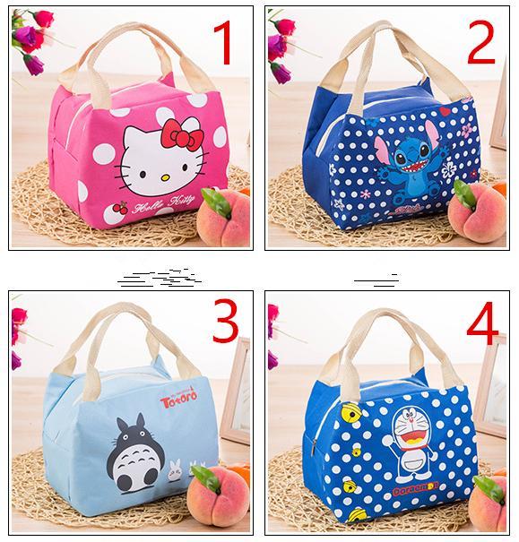 tas bekal/ tas pasar hello kitty / cooler bag /tote bag tas jinjing - LpfI2k
