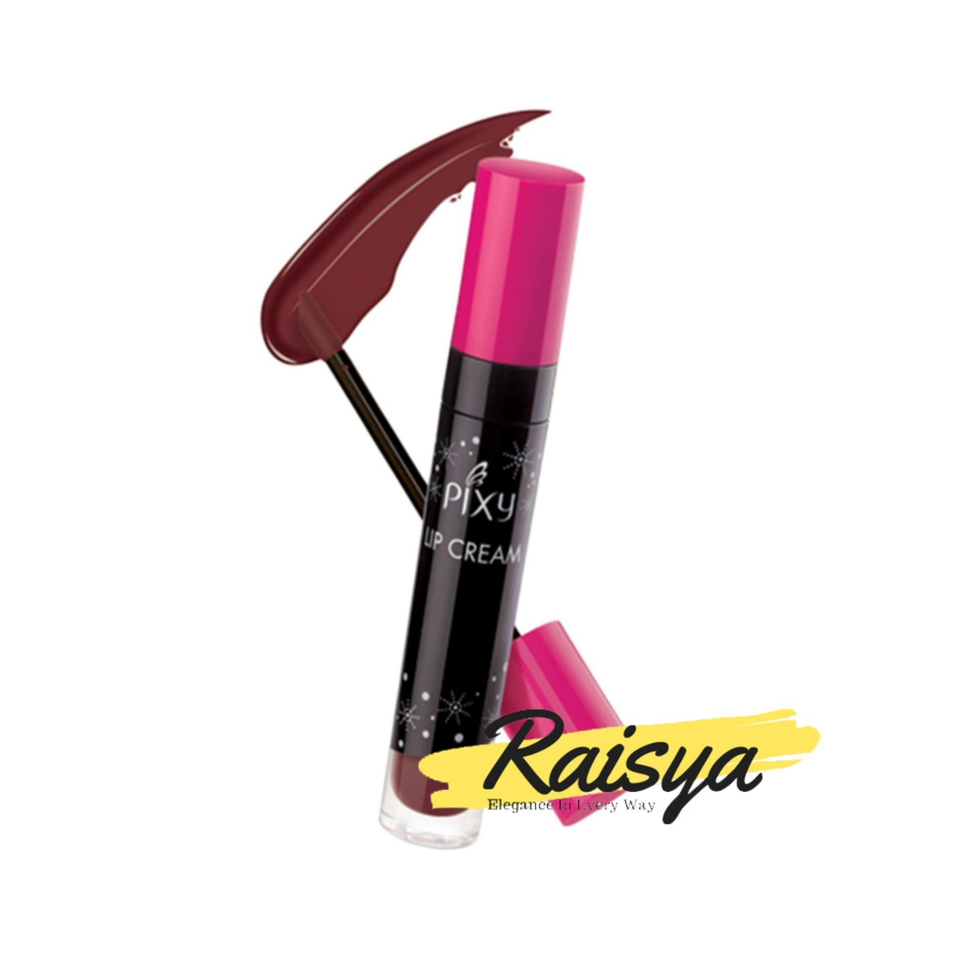 Pixy Lip Cream - 06 Bold Maroon