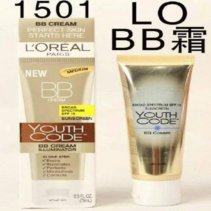 Kidstafun - LOREAL PARIS NEW BB CREAM YOUTH CODE azzh - Multicolor