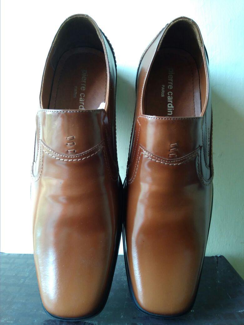 Pierre cardin ORI / fashion pria / sepatu / sepatu pentofel pria / sepatu cowo / sepatu cowok / sepatu pentofel / sepatu murah / sepatu pria casual / sepatu pria murah / sepatu kantor pria  / sepatu slip on pria / ssepatu kantor pria cokelat